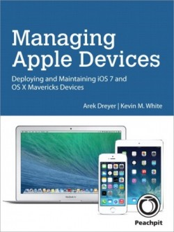 boek KevinWhite: Managing Apple Devices