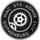 Logo MacSysAdmin 2015