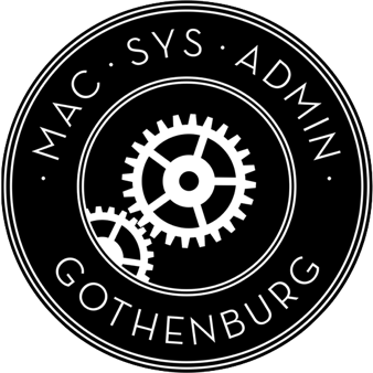 MacSysAdmin 2019 @ Chalmers Conference Centre